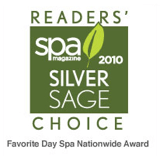 Readers Spa Silver Page